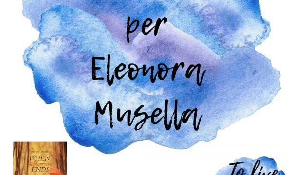 """Intervista per Eleonora Musella, autrice di """"When September Ends"""""""