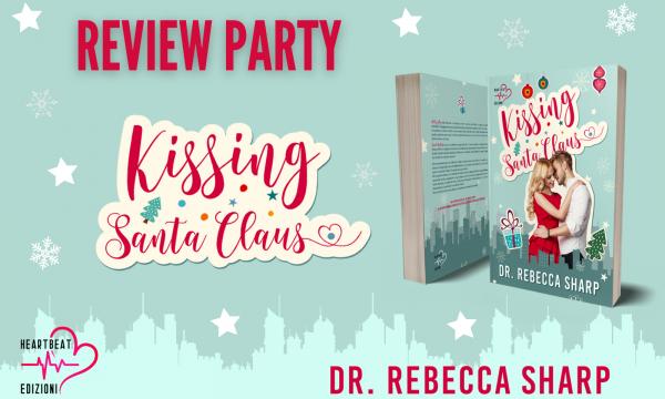 "Review Party: ""Kissing Santa Claus"" di Dr. Rebecca Sharp"