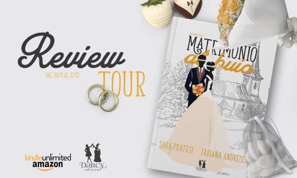 """Review Tour: """"Matrimonio al buio"""" di Sara Pratesi e Fabiana Andrezzi, edito Darcy Edizioni."""