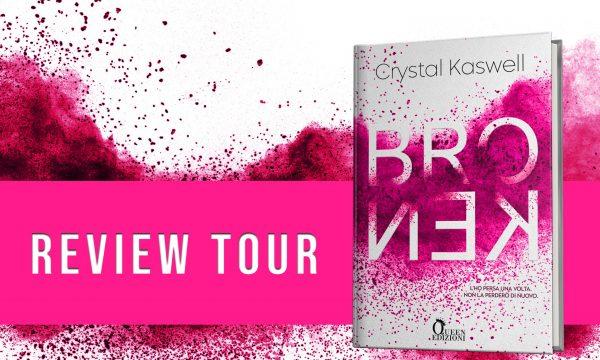 "Recensione: ""Broken"" di Crystal Kaswell"