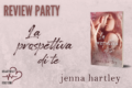 """""""La prospettiva di te"""" di Jenna Hartley"""