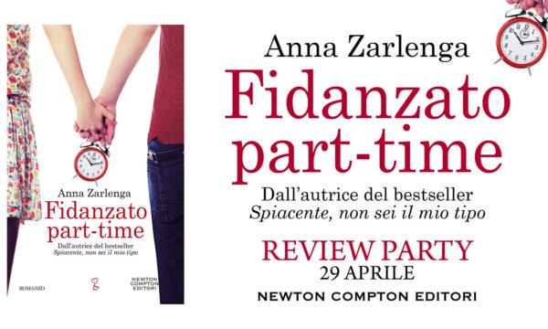 """""""Fidanzato part-time"""" di Anna Zarlenga"""