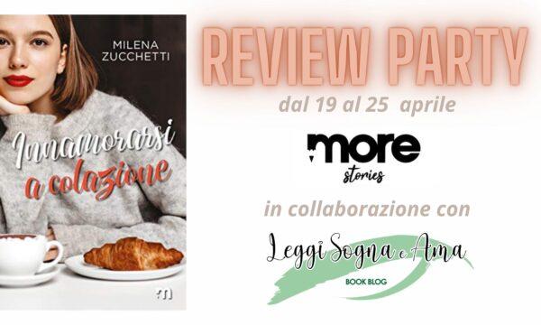 """""""Innamorarsi a colazione"""" di Milena Zucchetti"""