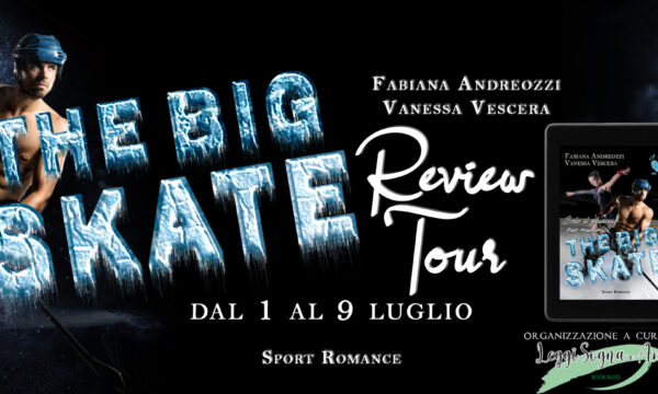 """""""The big skate"""" di Fabiana Andreozzi e Vanessa Vescera"""