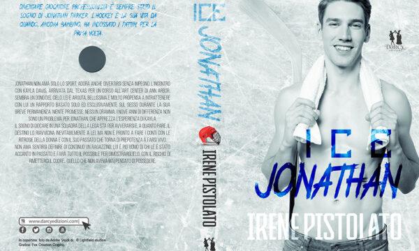 """""""Ice – Jonathan"""" di Irene Pistolato"""